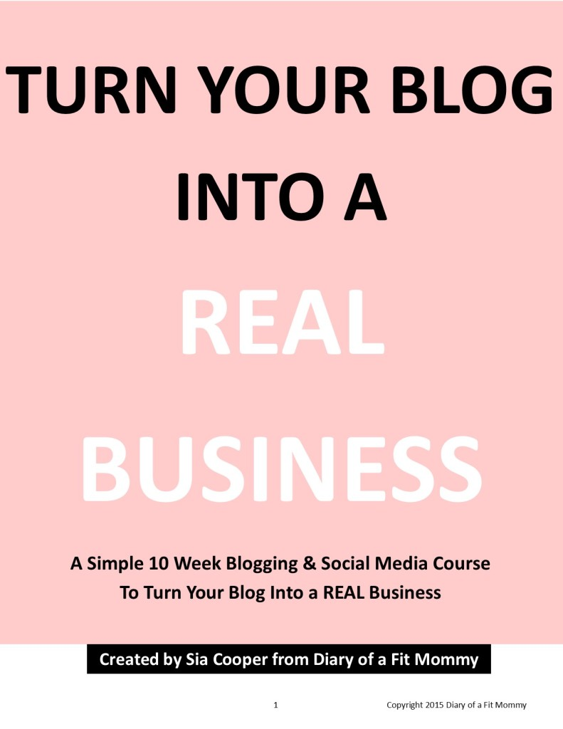 BloggingCourseBook